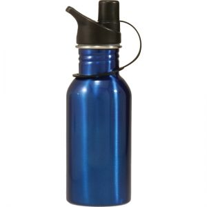 Blue Water Bottle in 2 sizes
