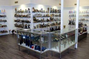 Macarthur Trophies Showroom