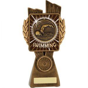 Antique Gold Lynx – Swim