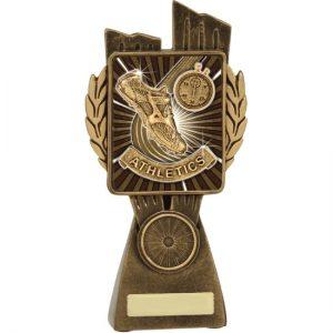 Antique Gold Lynx – Athletics 150mm