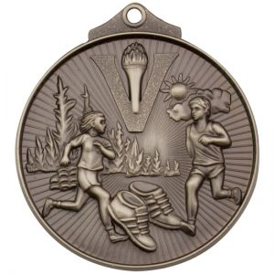 Cross Country Medal Gold