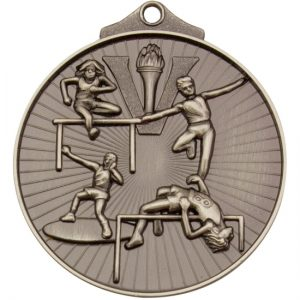 Track & Field Medal Gold