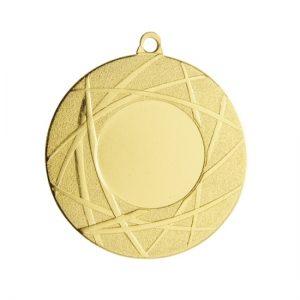 1033BR: Generic 25mm Centre Patterned Medal