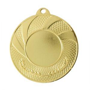 1043BR: Generic 25mm Centre Wreath Medal