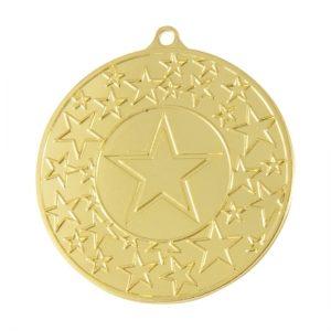 1044BR: Generic 25mm Centre Wreath Medal