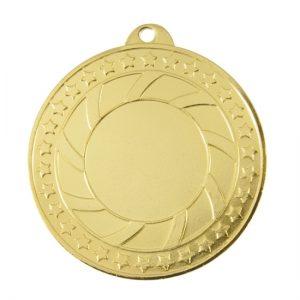 1046BR: Generic 25mm Centre Wreath Medal