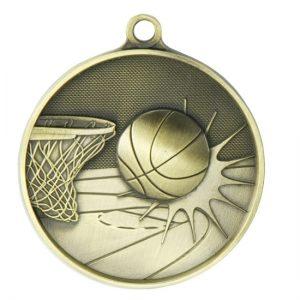 1050-7BR: Supreme Medal – Basketball
