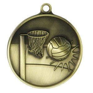 1050-8BR: Supreme Medal – Netball