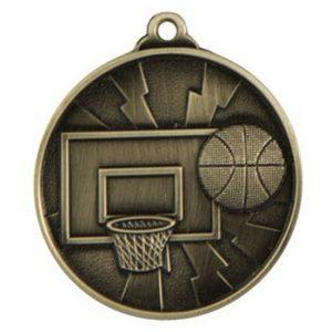 Lightening Medal – Basketball