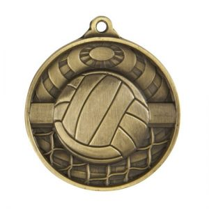 1073-13BR: Global Medal-Volleyball