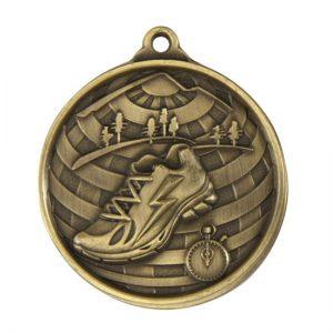 1073-18BR: Global Medal-Cross Country