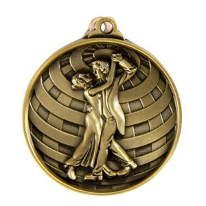 1073-19BR: Global Medal-Dance
