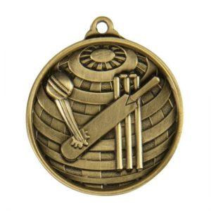 1073-1BR: Global Medal-Cricket