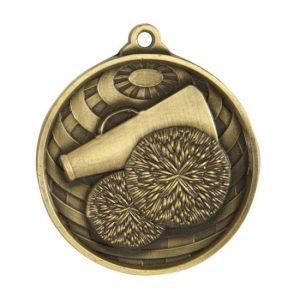 1073-22BR: Global Medal-Cheer