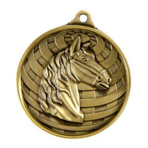 1073-29BR: Global Medal-Horse