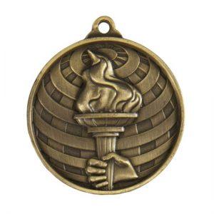 1073-35BR: Global Medal-Victory