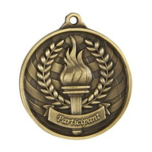 1073-36BR: Global Medal-Participant