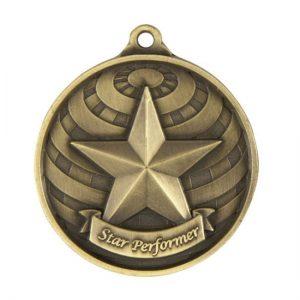 1073-37BR: Global Medal-Ltar Performer