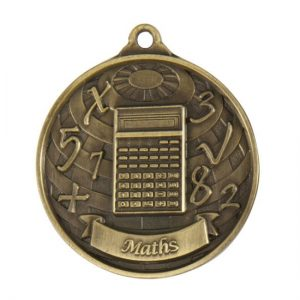 1073-40BR: Global Medal-Maths