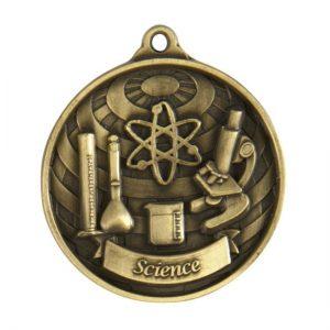 1073-41BR: Global Medal-Lcience