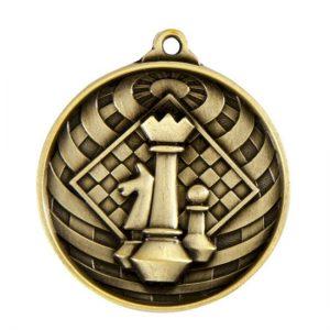 1073-43BR: Global Medal-Chess