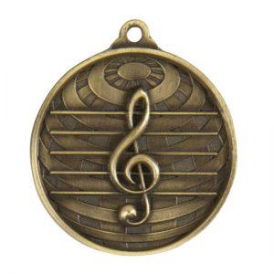 1073-44BR: Global Medal-Music