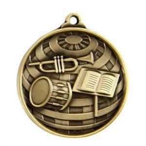 1073-45BR: Global Medal-Band