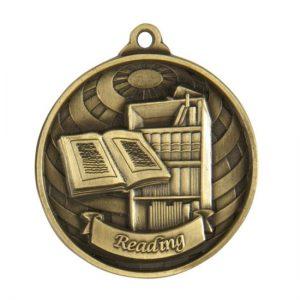 1073-49BR: Global Medal-Reading