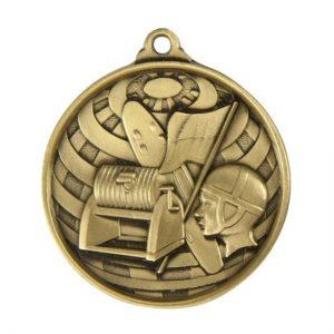 1073-4BR: Global Medal-Lifesaving