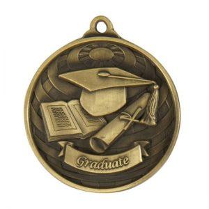 1073-52BR: Global Medal-Graduate