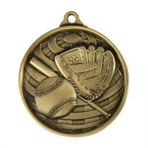 1073-5BR: Global Medal-Baseball/Softball