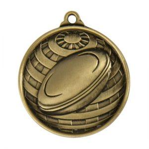 1073-6BR: Global Medal-Rugby