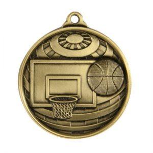 1073-7BR: Global Medal-Basketball