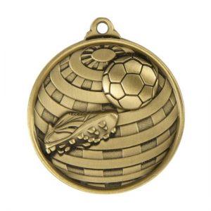 1073-9BR: Global Medal-Football