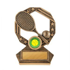 Bronzed Aussie-Tennis