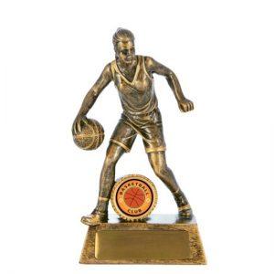 742-7FA: All Action Hero-Basketball Fem.