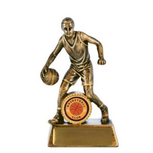 All Action Hero – Basketball Male With 25mm Centre