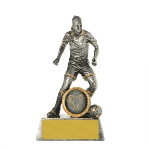 All Action Hero-Football Fem. With 25mm Centre