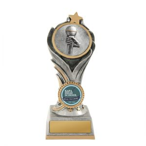 Music Trophy With 25mm Centre