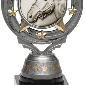 Torch Budget Silver Horse