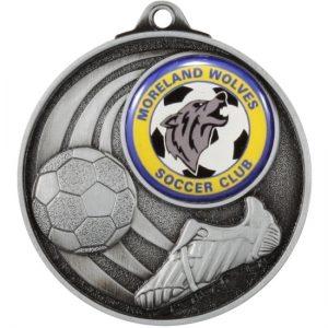 Soccer Medal – Insert Option