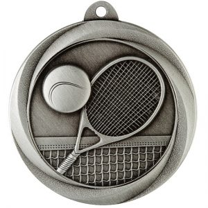 Econo Series Tennis Medal Gold