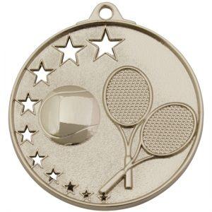 Tennis Medal Gold