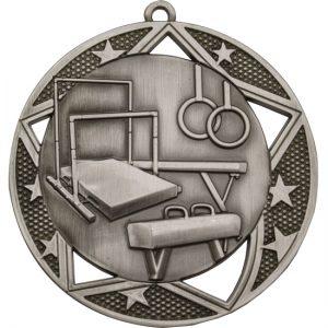 Gymnastics Galaxy Medal