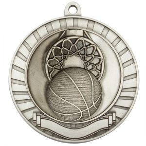 Basketball Eco Scroll