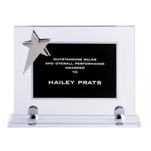 Black Star Laser Glass Award
