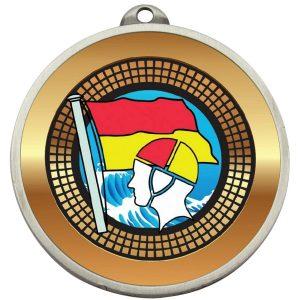 Emblem Lifesaving Gold