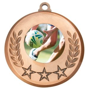 Laurel Medal – Touch Gold