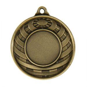 1073-0BR: Global Medal-25mm insert
