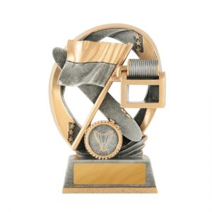 Elliptical Series Surf Lifesaving Trophy With 25mm Centre